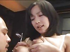 Ayami milking